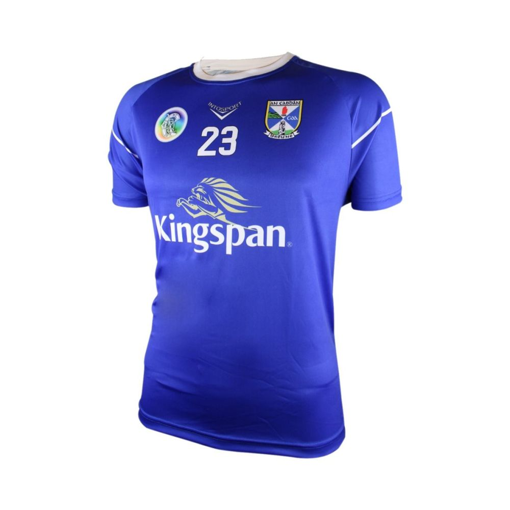 Cavan Camogie Tailored Fit Home Jersey