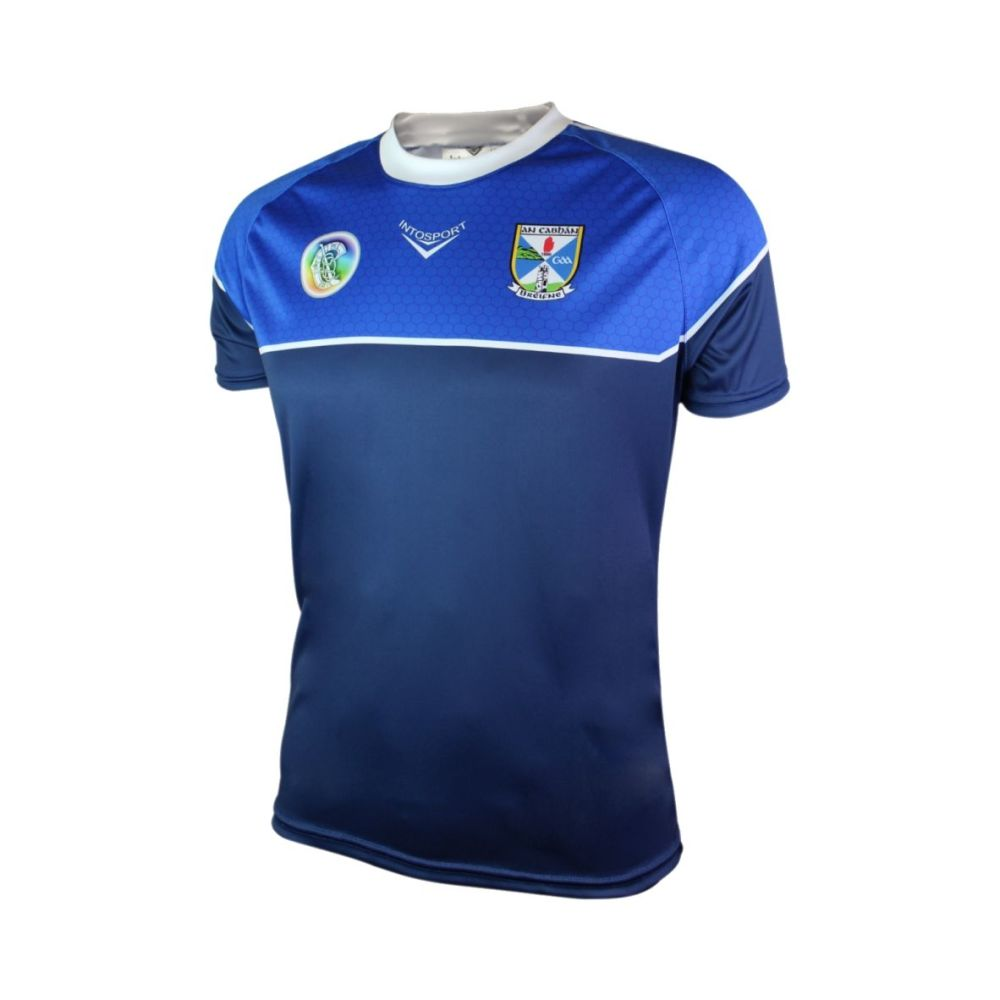 Cavan Camogie Tailored Fit Training Jersey