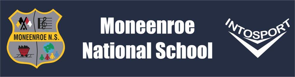 MONEENROE NS - KILKENNY - CLUB SHOP BANNER