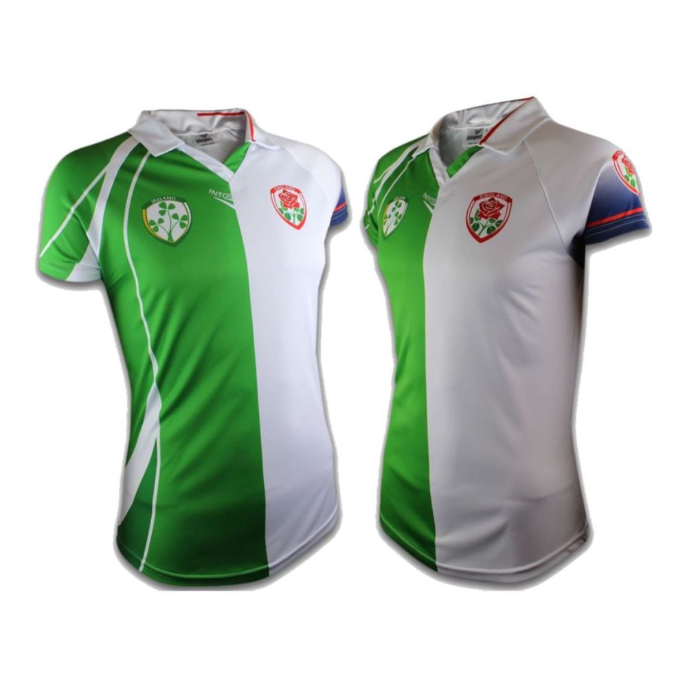 Generic Supporters Half & Half Tailored Fit Jersey