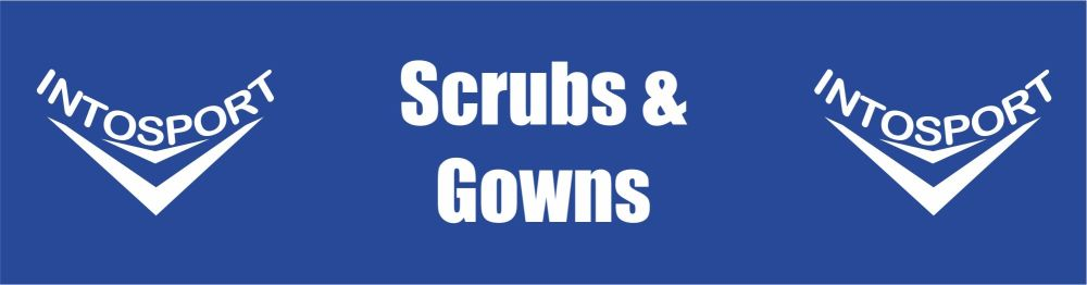 SCRUBS AND GOWNS ONLINE SHOP BANNER