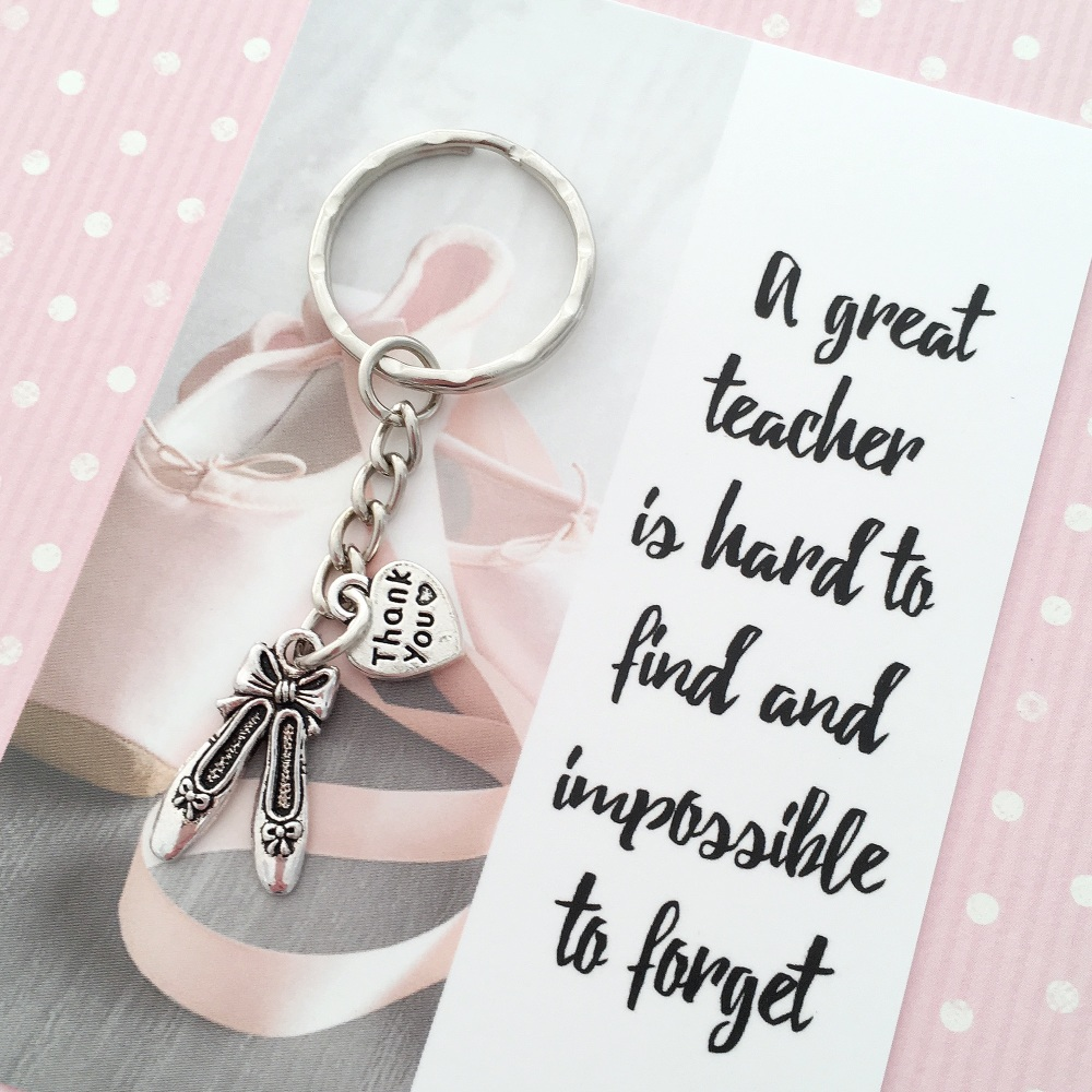 Thank you dance teacher