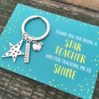 Special Teacher Thank You gift