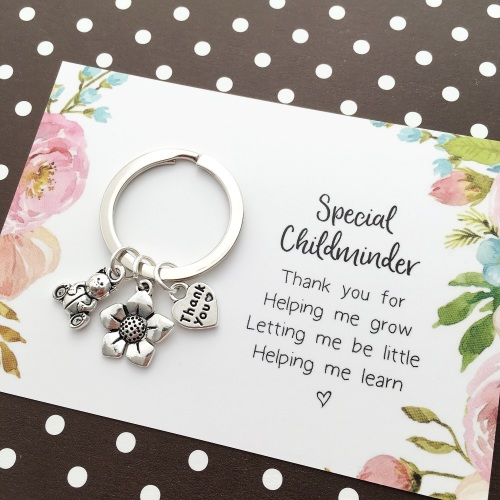 Childminder thank you gift