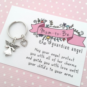 Mum-to-be guardian angel