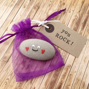 You rock gift - medium