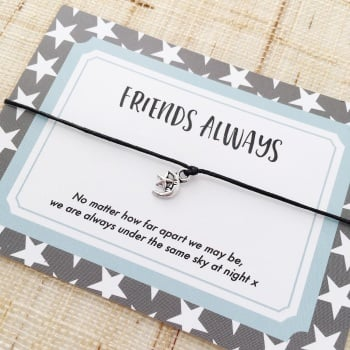 Friends always bracelet