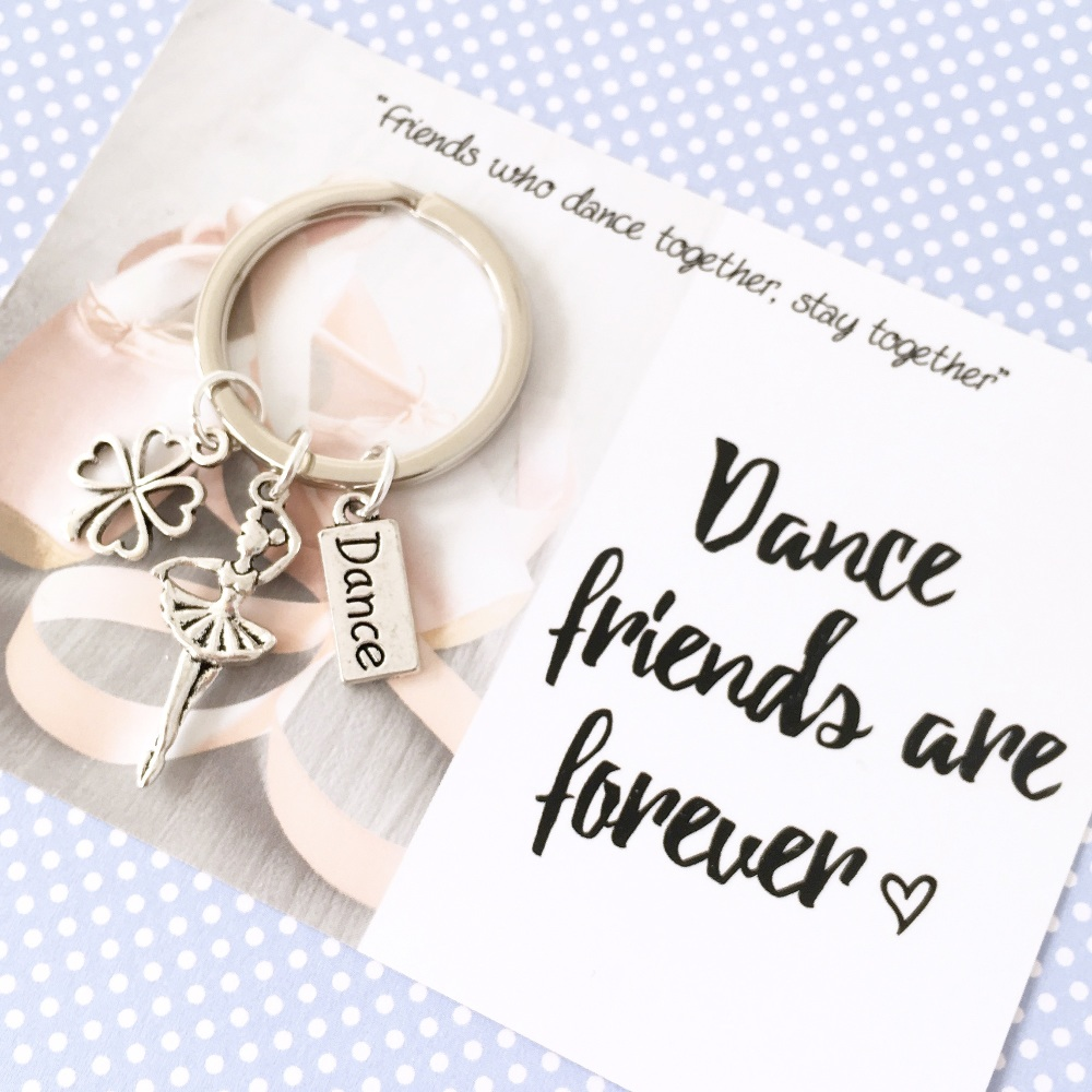 Dance friends are forever