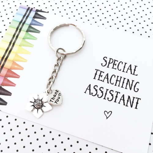 Teaching Assistant thank you