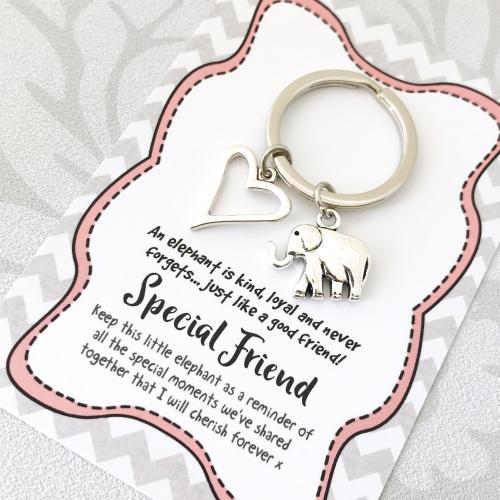 Elephant friend gift
