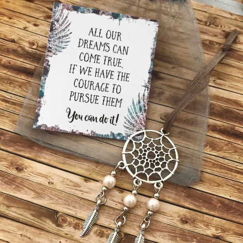 Believe in your dreams courage gift