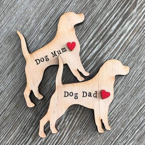 Dog Mum & Dog Dad gift