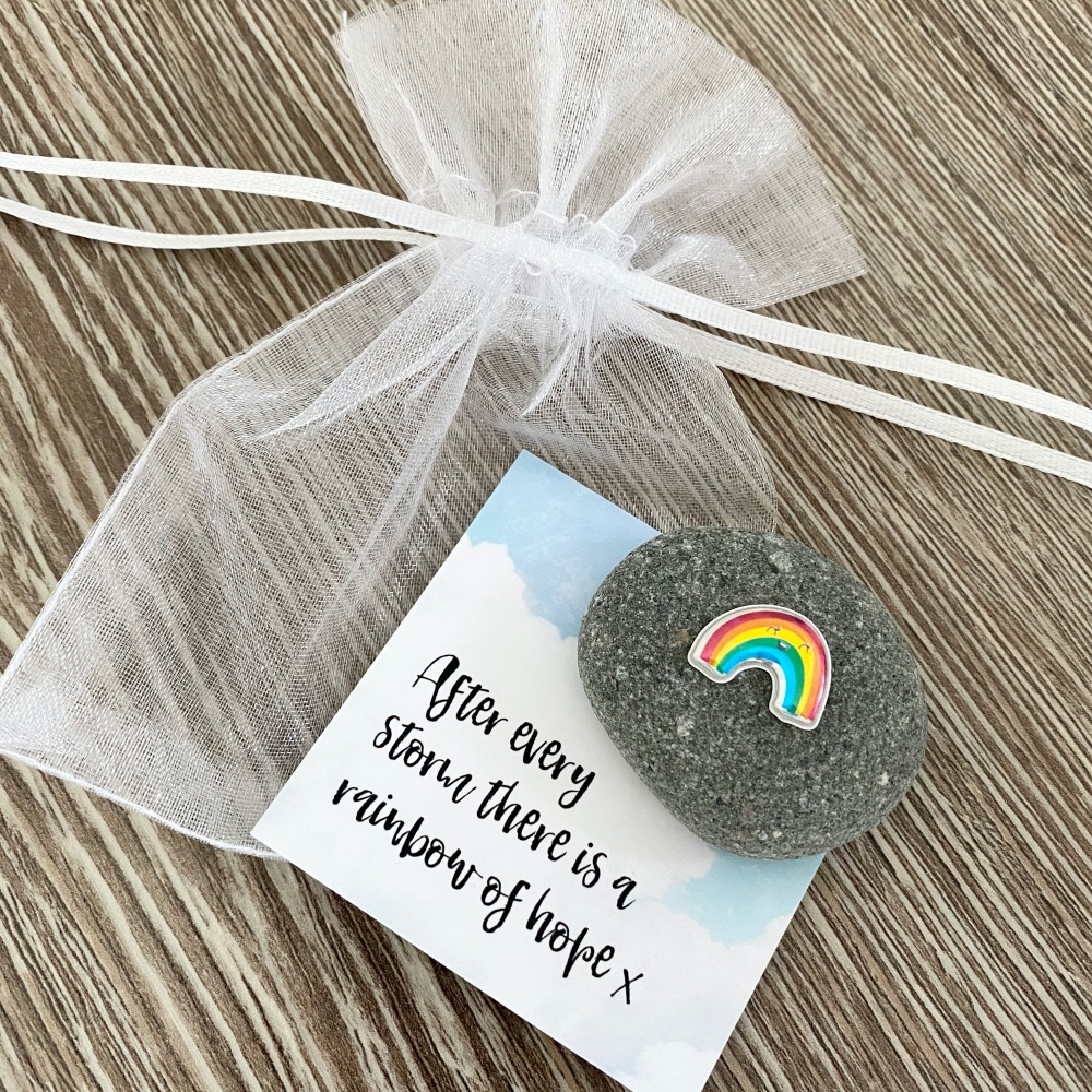 Rainbow stay strong gift