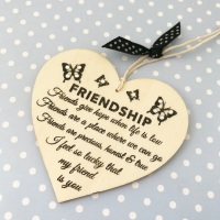 Friendship Heart Gift