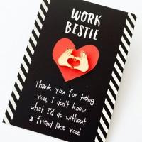Colleague Bestie Gift