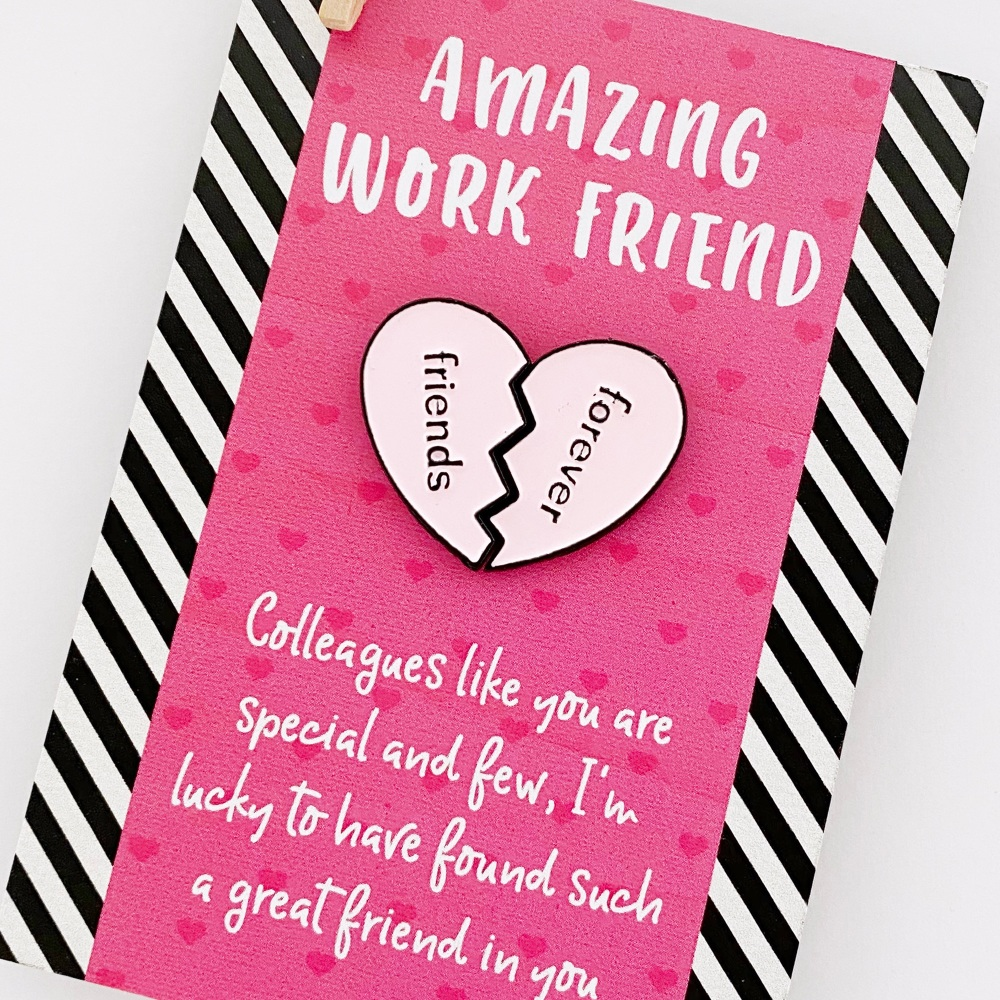 Colleague Friends Forever gift