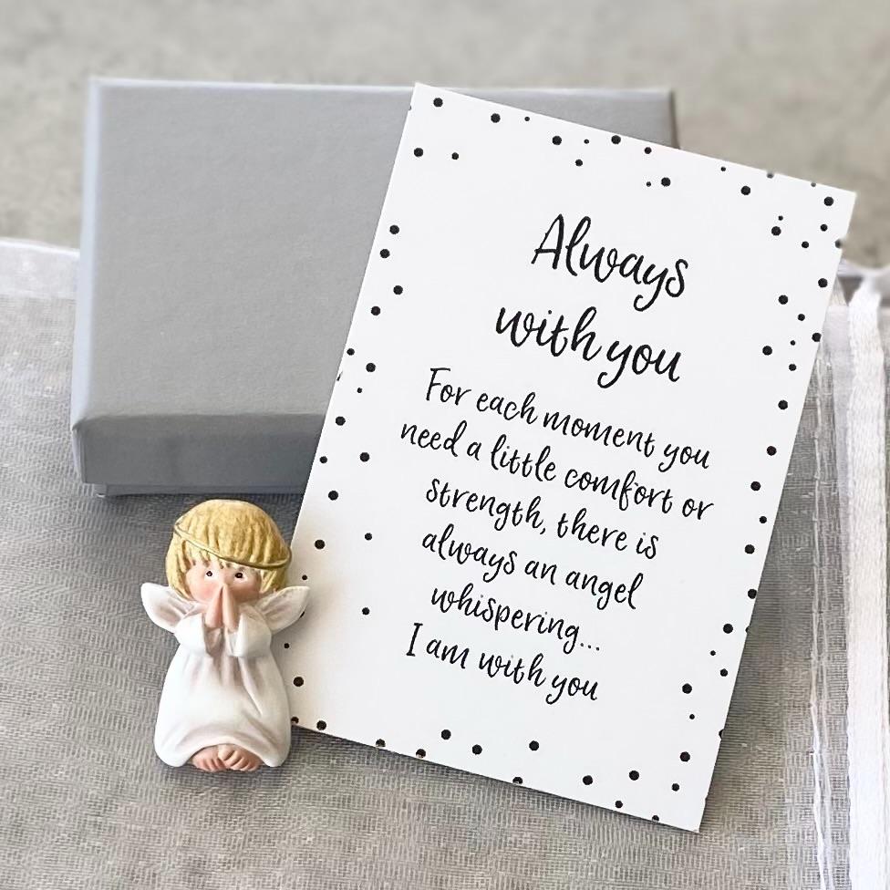 Guardian Angel Pin Gift