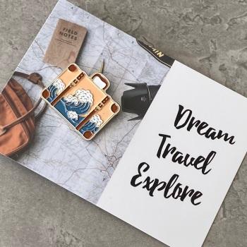 Dream, Travel, Explore Pin