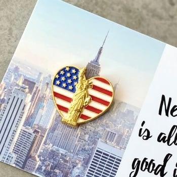 Love New York Pin