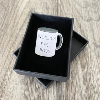 World's Best Boss Gift