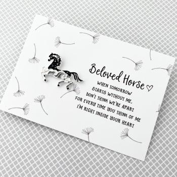 Horse Loss Pin Gift