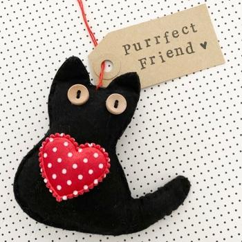 Purrfect Friend Gift