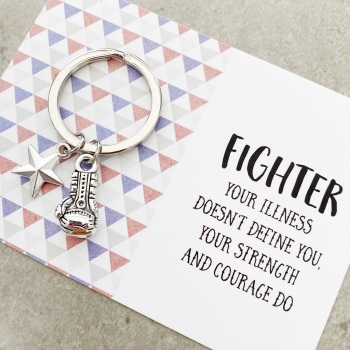 Fighter Illness Gift