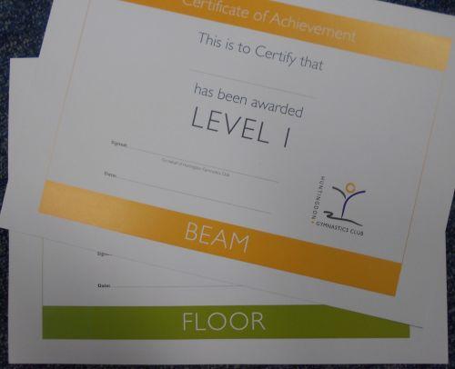 Level 1 Beam