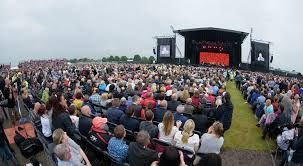 Concert Lincolnshire Showground