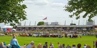 The Lincolnshire Show Main Ring