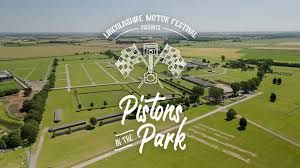 Pistons in the Park Lincoln Showground