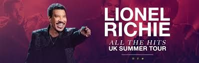 Lionel Richie Lincoln Showground