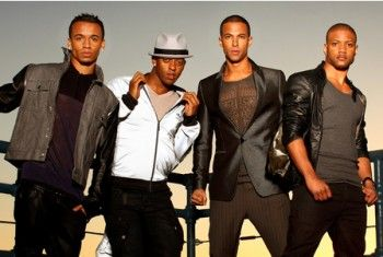 JLS Performing Lincolnshire Showground