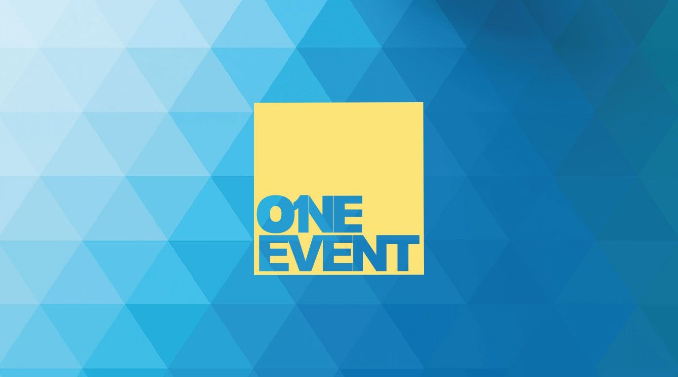 The One Event Lincoln Showground Logo