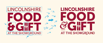 Food and Gift Lincoln Showground Logo