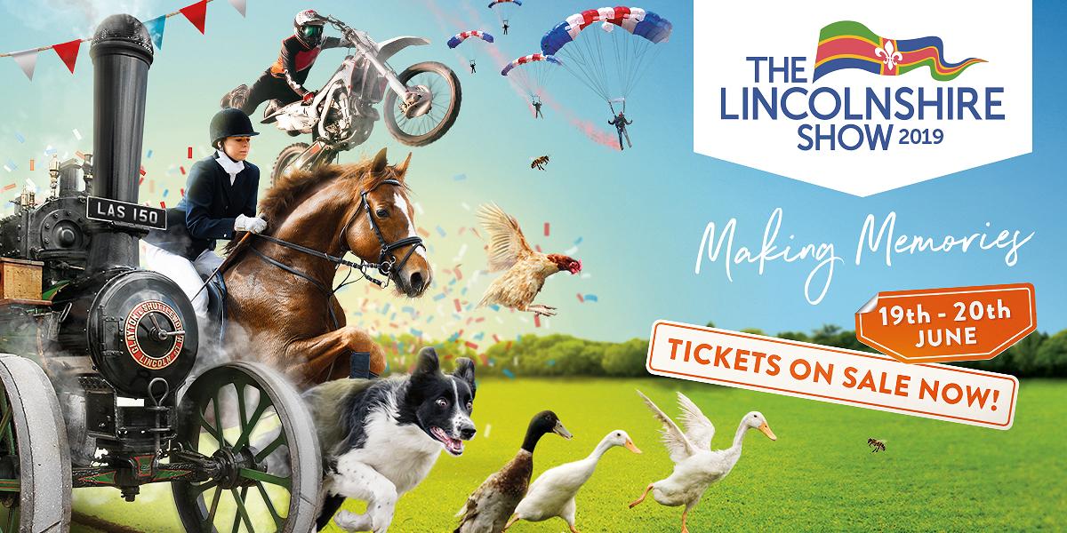 Lincolnshire Show 2019