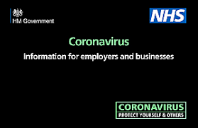 NHS Coronavirus Information For Employers