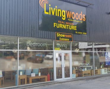 Living Woods Store Front