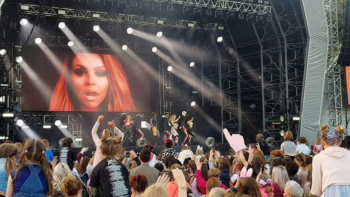 Little Mix in Concert Lincolnshire Showground
