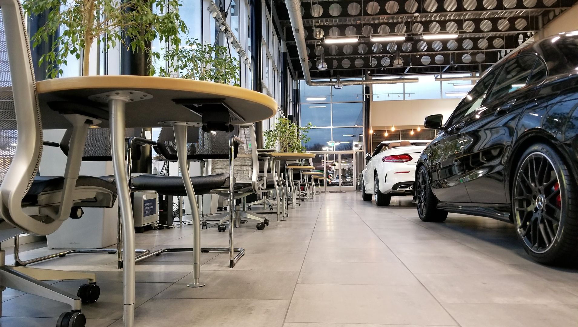 Eating Area Car Showroom.jpg