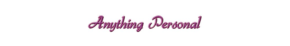 www.anythingpersonal.co.uk, site logo.