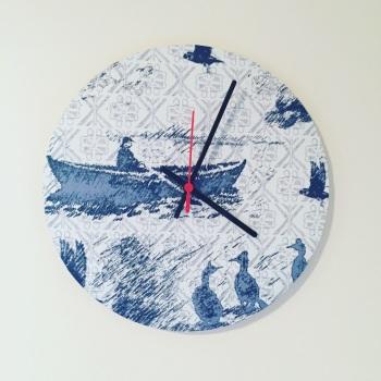 Clock - Aff At Da Eela