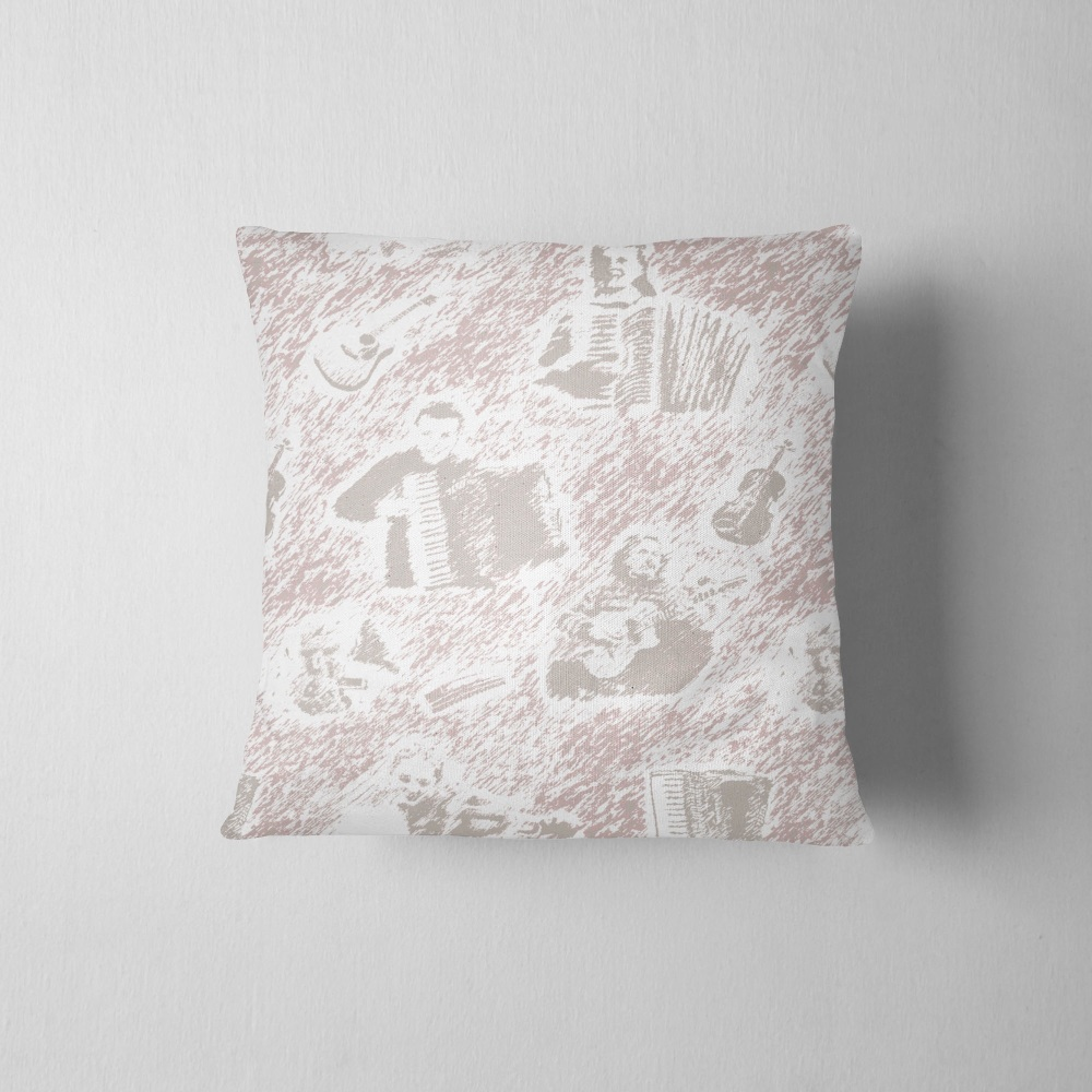 Sangs O Shetland - Luxury Shetland Tweed Cushion