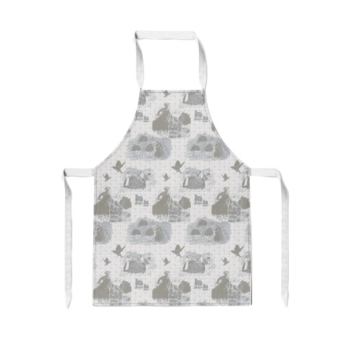 Turning Da Hay - Tactile Apron