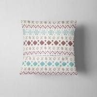 **SALE** Fair Isle Colour Mix - Original Cushion