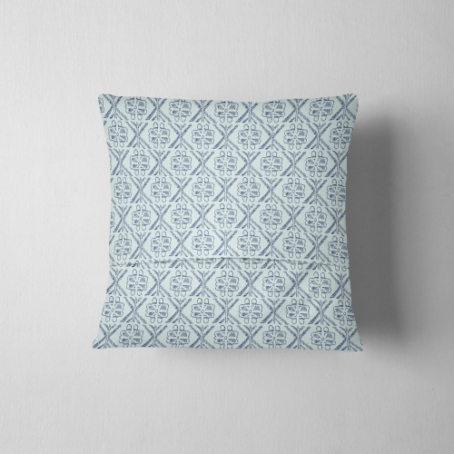 Fair Isle Large Print - Original Cushion