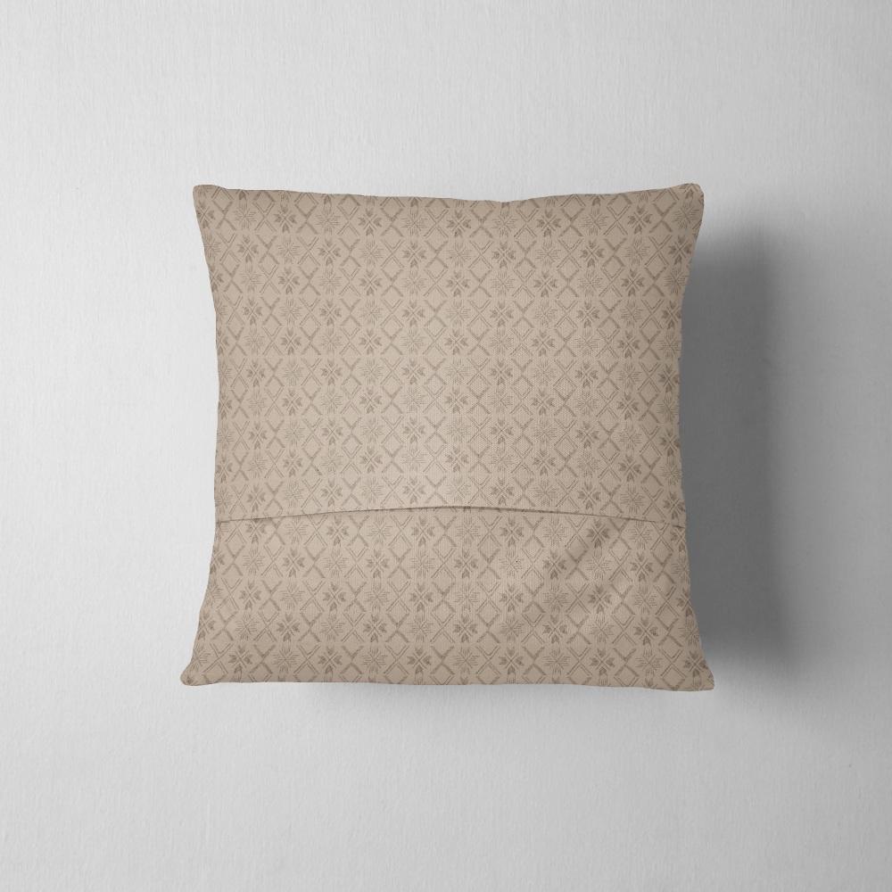 Fair Isle Small Print - Original Cushion