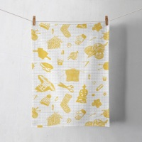 Tak Dee Sock - Tea Towel