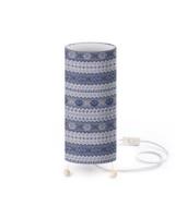 Standing Lamp - Granny's FairIsle  / 3 colour options