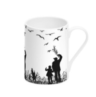 Da Banks Me & Dad - Bone China Mug